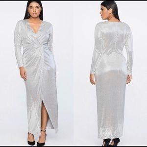 Eloquii x Jason wu sequin Dress
